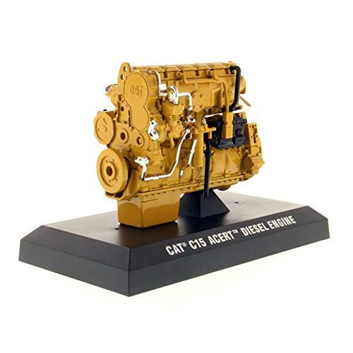 Diecast Masters CAT Caterpillar C15 ACERT Diesel Engine Core Classics  Series 1/12 Diecast Model
