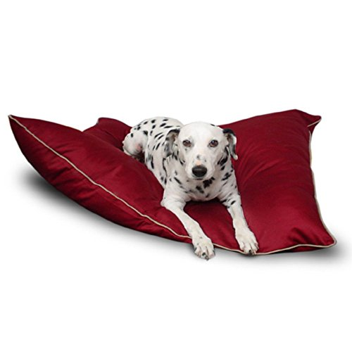 Majestic Pet Super Value Pet Bed - Medium/Burgundy