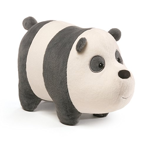 GUND We Bare Bears Panda Teddy Bear Stuffed Animal Plush, 12