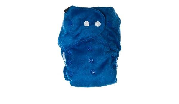 Itti Bitti Bitti Tutto - Pañal lavable (talla única), color azul: Amazon.es: Salud y cuidado personal