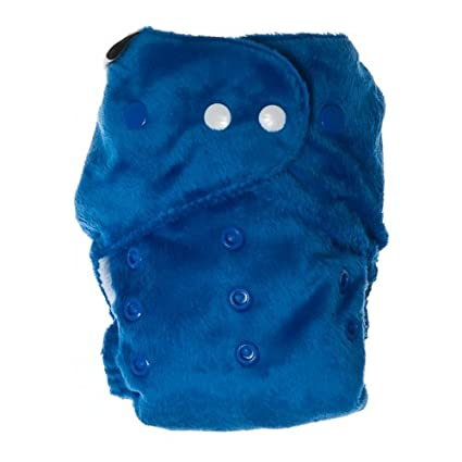 Itti Bitti Bitti Tutto - Pañal lavable (talla única), color azul