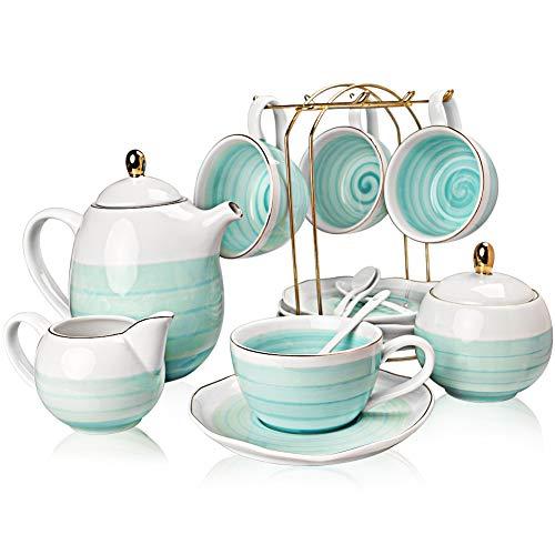 Sweejar Porcelain Tea Sets8