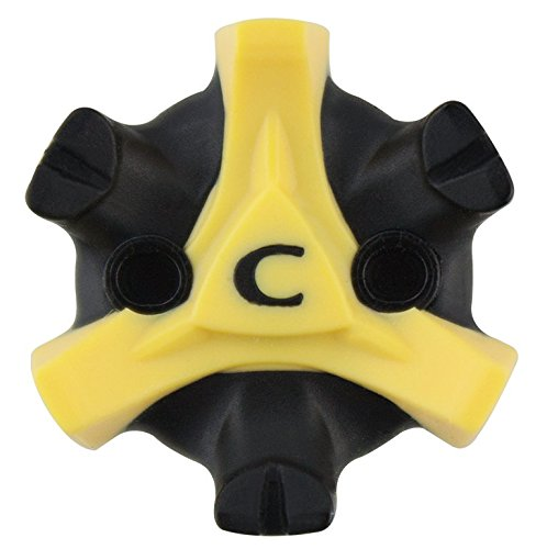 (Champ Scorpion Stinger Q-Lok Spikes (18 ct. Disk) - Yellow/Black)