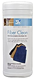 3X:Chemistry 46803 Fiber Clean Spotter Towel - 35-Count Tub