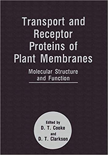 Transport and Receptor Proteins of Plant Membranes: Molecular ...