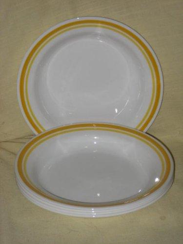 Flat Soup Bowl - 7