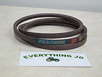Aramid 1 Band D/&D PowerDrive 16386 Montgomery Ward Kevlar Replacement Belt