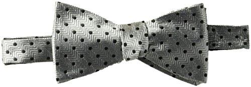 Amazon Brand - BUTTONED DOWN Men's Classic Silk Self-Tie Bow Tie