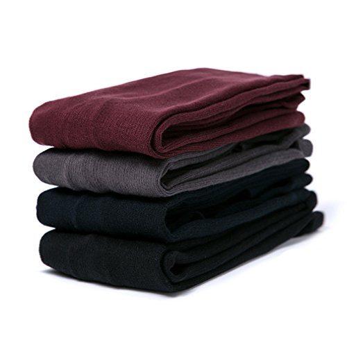 Comfortableinside - Pantalón térmico - Ajustada - para mujer Negro