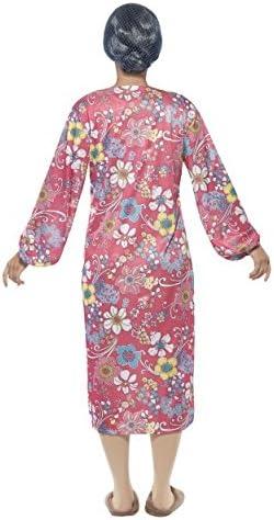Fancy Dress Four Less - Disfraz de abuela para mujer o chica para ...