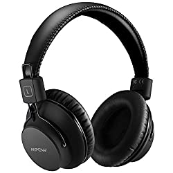 Mpow H1 Bluetooth Headphones Over Ear Lightweight, Comfortable For Prolonged Wearing, Hi-fi Stereo Wireless Headphones, Foldable Headset Wbuilt-in Mic & Wired Mode For Pccell Phones
