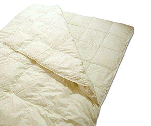 コンフォレルダウンエッセンス中綿使用 オールシーズン掛け布団 キングサイズ B00TI75N4O