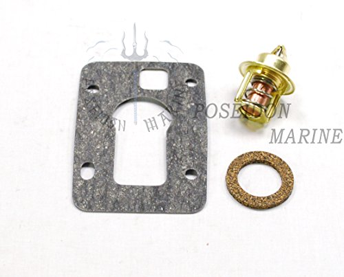 Gs Thermostat (Thermostat 160F for Volvo Penta 3.0GS GSM-A GLM-A GLP-A GSM-B RO: 3853799 18-3558)