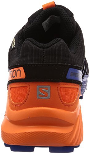 4 The Black Herren Ltd Traillaufschuhe Ibis Speedcross Surf Scarlet GTX 000 Schwarz Salomon Web qTxw6AEx