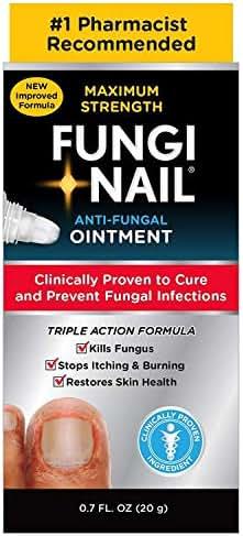 Fungi-Nail Toe & Foot Anti-Fungal Penetrating Ointment - .7 oz