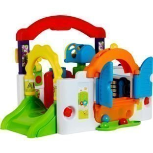 Little Tikes Activity Garden Play Centre Amazoncouk Toys Games