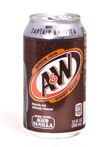 A&W Root Beer Stash Diversion Safe Can (Stash Cans)