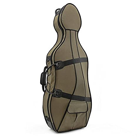 Estuche Archer para Violonchelo de 3/4 - Gear4music: Amazon ...