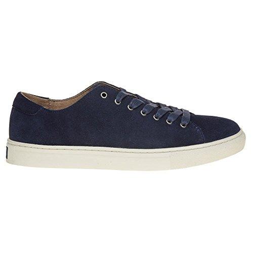Polo Ralph Lauren Jermain Herren Sneaker Blau Blau