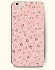 SevenArc Apple iPhone 6 Case 4.7 Inches - Simple Cute Floral Pattern by mcsharks