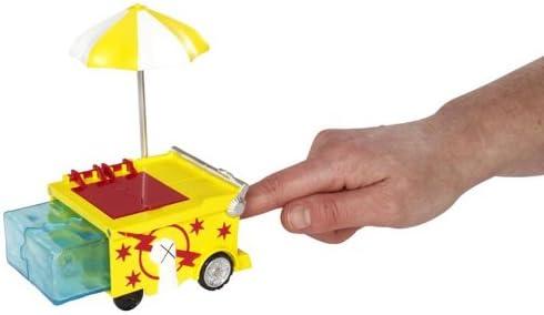 WWE Rumblers Slam City CM Punk Blast ?N Smash Cart Playset