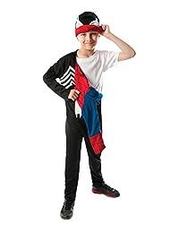 Rubies Costume Marvel Universe Ultimate Spider-Man 2-in-1 Reversible Spider-Man/Venom, Child Medium