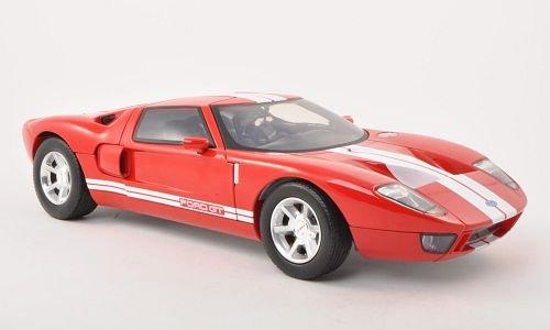 Ford GT Concept, rot, Modellauto, Fertigmodell, Motormax 1:12