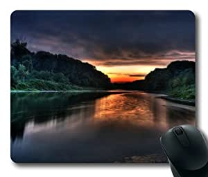Fabulous Fiew in New Zealand-36 Rectangle Mouse Pad by Sakuraelieechyan