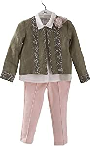 MonnaRosa MILANO Baby Clothing Set For Girls