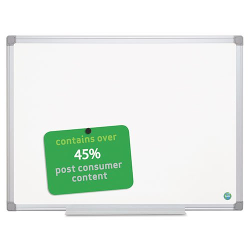 MasterVision - Earth Gold Ultra Magnetic Dry Erase Boards, 36 x 24, White, Aluminum Frame MA0307790 (DMi EA