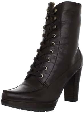 Circa Joan & David Women's Roslena Ankle Boot,Dark Brown,10.5 M US