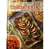 Taste of Home 2012 Annual Recipes