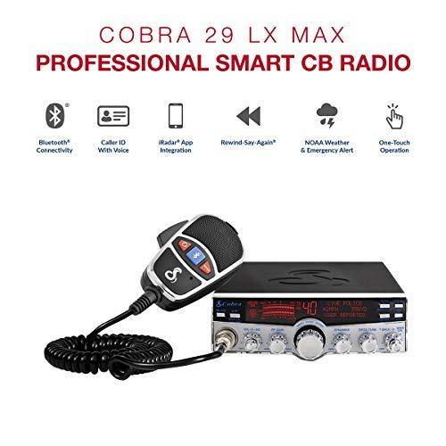 Cobra 29 LX MAX CB radio