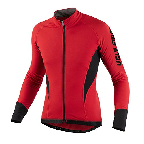 Uglyfrog 2016 Newest Mens Sports Wear Outdoor Sports Long Sleeve Cycling Jersey Spring Bike Bicycle Top scx11 - Coors Jersey Cycling