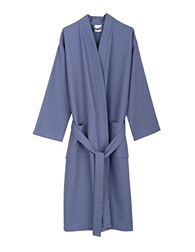TowelSelections Waffle Bathrobe Turkish Cotton