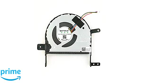 Laptop Replacement Fan For ASUS S510U X510U S510UA F510U CPU Cooling Fan FJPP