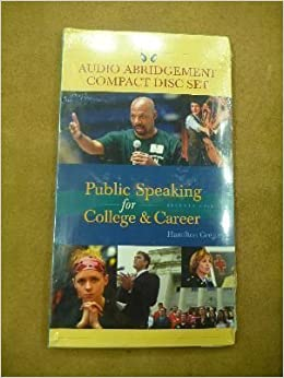 Public Speaking for College and Career: SpeechMate CD-ROM Guidebook - Version 3.0 Edition: Seventh