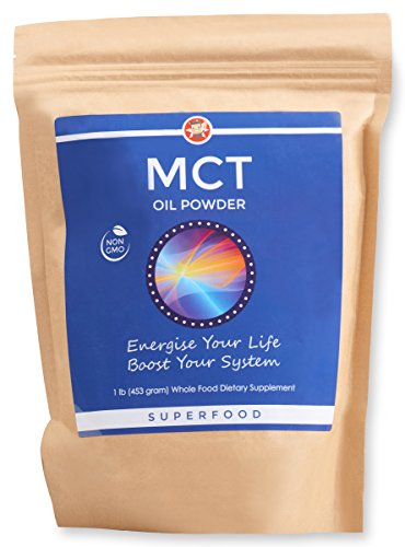 MCT Oil Powder Ketogenic Sustainably product image