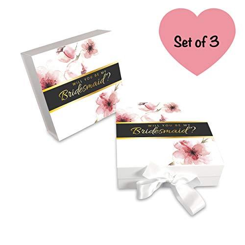 Bridesmaid Proposal Box -