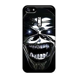 New Cvx4494BBzn Iron Maiden Skin Case Cover Shatterproof Case For Iphone 5/5s