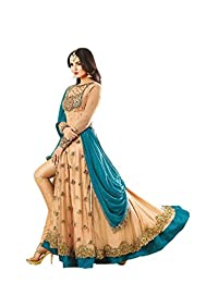 Reddymade New Designer Ethnic Were Indian/Pakistani Anarkali Suit New VF
