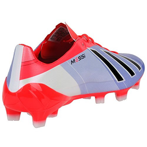 adidas - Botas de fútbol de material sintético para hombre azul azul 4