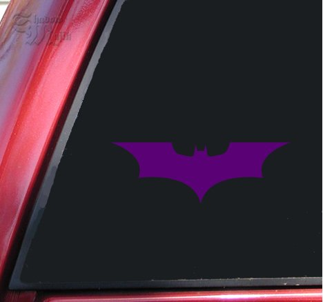 purple batman car accessories - 7