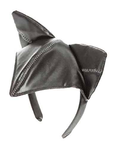 Morris Costumes Stitched Cat Ear Headpiece