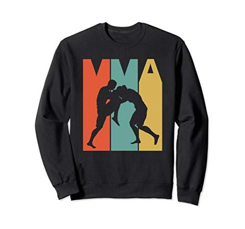 Mixed Martial Arts MMA shirt - MMA Fighter Gift Sweatshirt]()