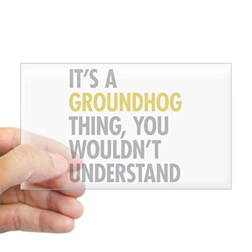 Groundhog Stickers - 5
