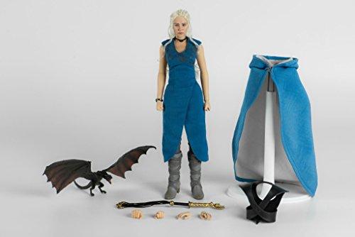Game of Thrones Daenerys Targaryen 1:6 Scale Action Figure by ThreeZero
