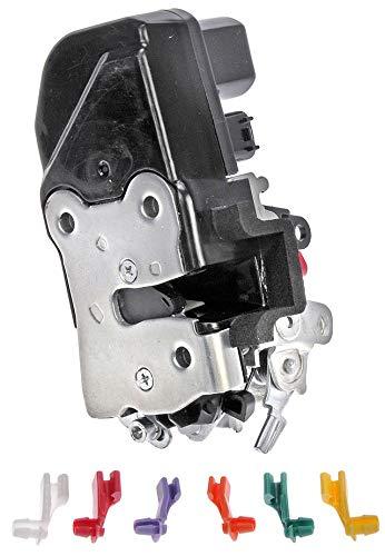 Door Lock Actuator Power w// Latch Front LH Driver Side for Dodge Ram Truck Sedan