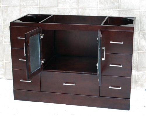 ELIMAX S MO-4821CT Bathroom Vanity Cabinet Top Sink – 48 – Inch