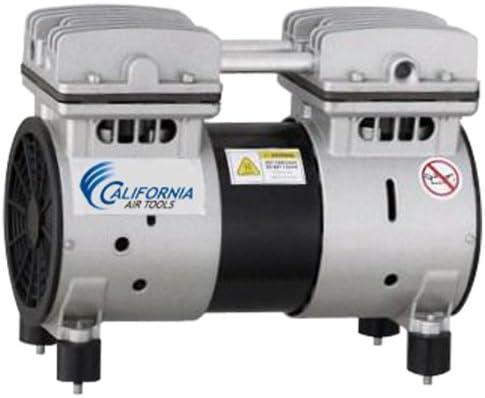 Amazon Com California Air Tools Mp50 1 2 Hp Ultra Quiet And Oil Free Air Compressor Pump Motor Home Improvement